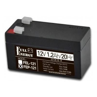 Акумулятор 12В 1.2 А